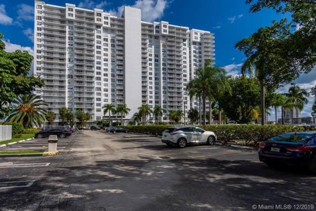 2801 NE 183rd St 105W, Aventura, FL 33160 (MLS #A10779371) :: The Riley Smith Group