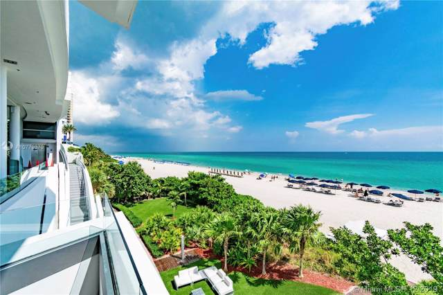 17121 Collins Ave #2008, Sunny Isles Beach, FL 33160 (MLS #A10779379) :: The Howland Group