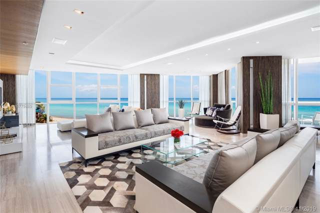 18201 Collins Ave #509, Sunny Isles Beach, FL 33160 (MLS #A10779489) :: The Riley Smith Group