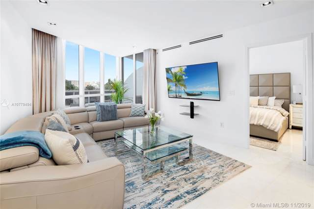 18201 Collins Ave #508, Sunny Isles Beach, FL 33160 (MLS #A10779494) :: The Riley Smith Group