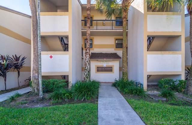 9970 Nob Hill Ln #9970, Sunrise, FL 33351 (MLS #A10779507) :: Berkshire Hathaway HomeServices EWM Realty