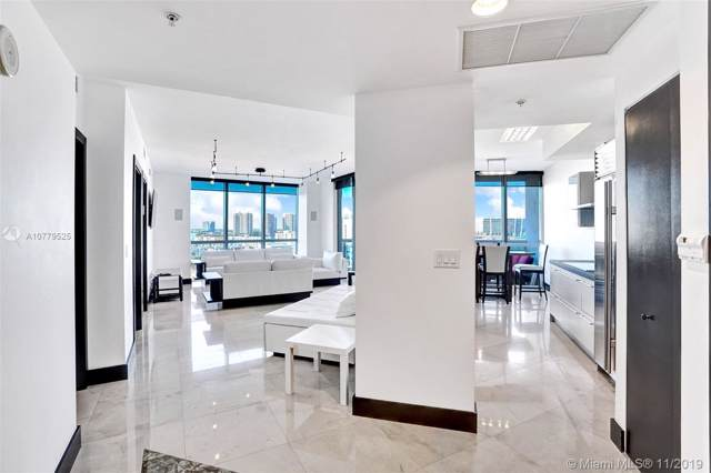 18201 Collins Ave 1201A, Sunny Isles Beach, FL 33160 (MLS #A10779525) :: The Riley Smith Group