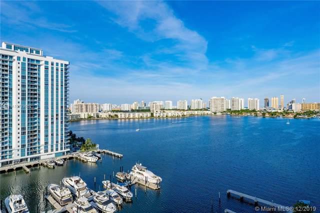 17111 Biscayne Blvd #1403, North Miami Beach, FL 33160 (MLS #A10779532) :: The Teri Arbogast Team at Keller Williams Partners SW