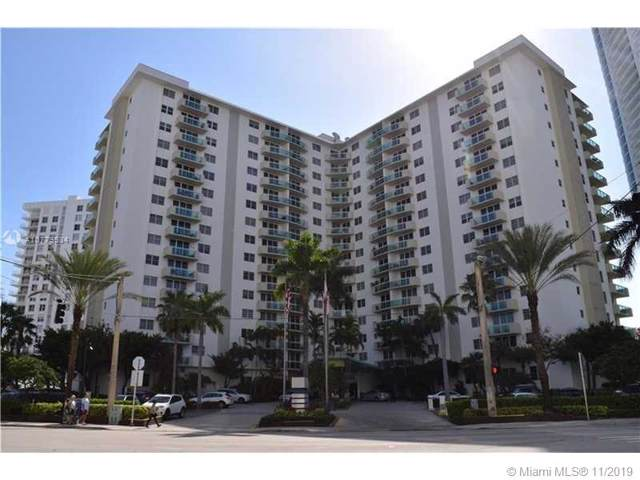3001 S Ocean Dr #1439, Hollywood, FL 33019 (MLS #A10779534) :: Berkshire Hathaway HomeServices EWM Realty