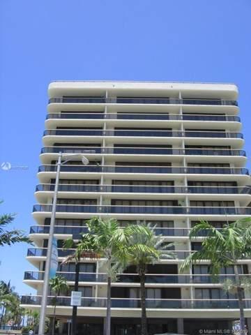 9455 Collins Ave #301, Surfside, FL 33154 (MLS #A10779625) :: Carlos + Ellen