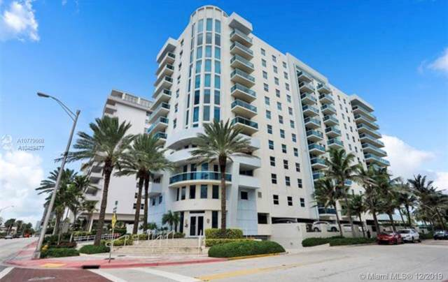 9201 Collins Ave #1226, Surfside, FL 33154 (MLS #A10779668) :: Miami Villa Group