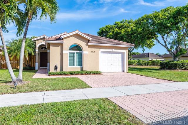 14631 SW 156th Ave, Miami, FL 33196 (MLS #A10779682) :: The Erice Group