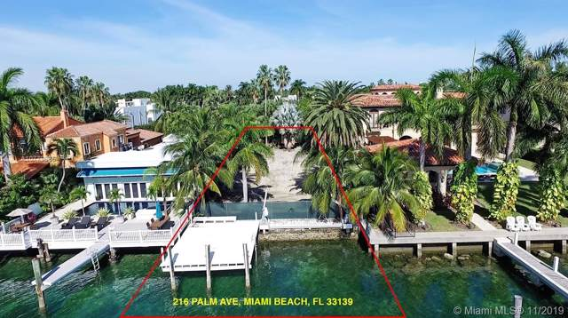 216 Palm Ave, Miami Beach, FL 33139 (MLS #A10779686) :: Berkshire Hathaway HomeServices EWM Realty