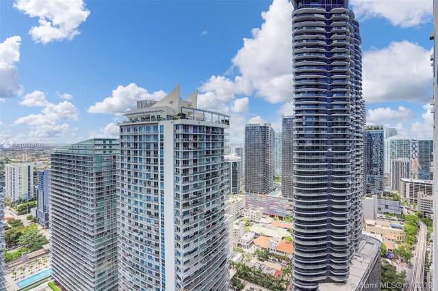 1080 Brickell Ave #4001, Miami, FL 33131 (MLS #A10779733) :: Berkshire Hathaway HomeServices EWM Realty