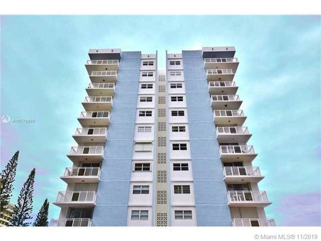 1801 S Ocean Dr #238, Hallandale Beach, FL 33009 (MLS #A10779803) :: Prestige Realty Group