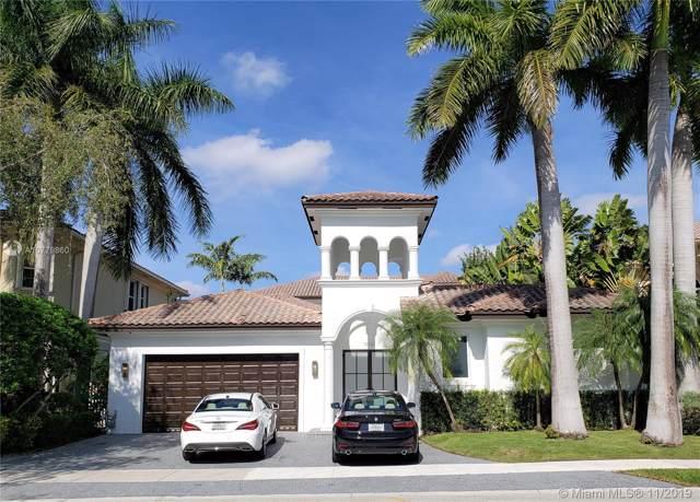 19520 Ambassador Ct, Miami, FL 33179 (MLS #A10779860) :: Albert Garcia Team