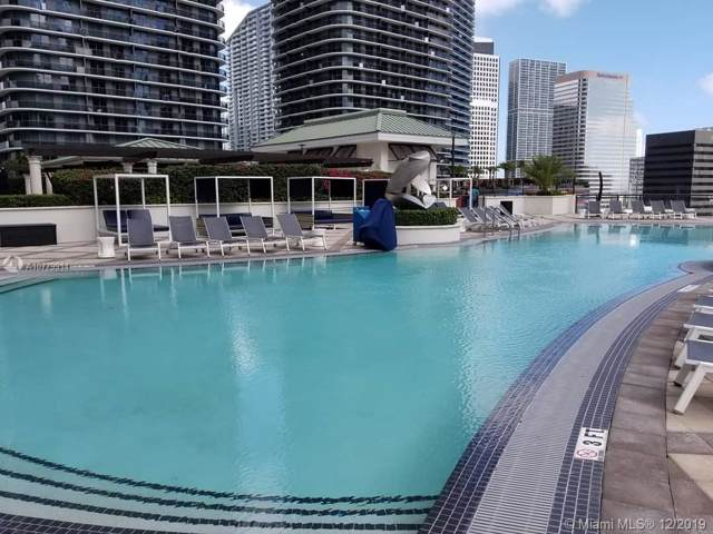 999 SW 1ST AVE #1201, Miami, FL 33130 (MLS #A10779914) :: The Rose Harris Group