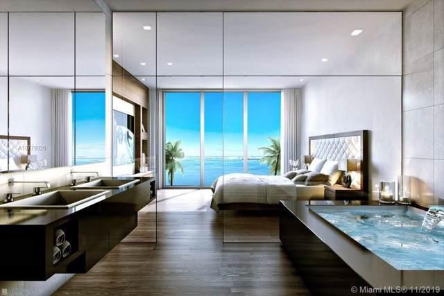 3131 NE 7th Ave Uph5302, Miami, FL 33137 (MLS #A10779920) :: Grove Properties