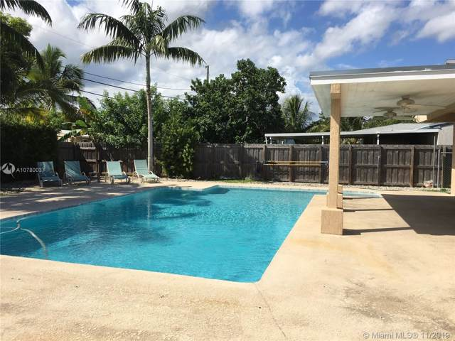 1040 NE 14th Ave, Homestead, FL 33033 (MLS #A10780037) :: The Adrian Foley Group