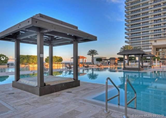 1830 S Ocean Dr #2807, Hallandale, FL 33009 (MLS #A10780038) :: Berkshire Hathaway HomeServices EWM Realty