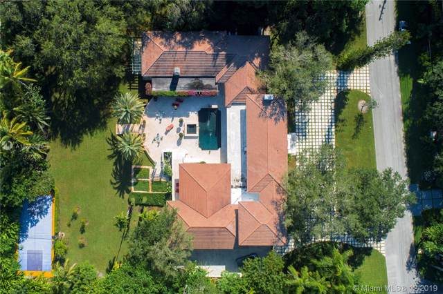 10255 Lakeside Drive, Coral Gables, FL 33156 (MLS #A10780080) :: The Adrian Foley Group
