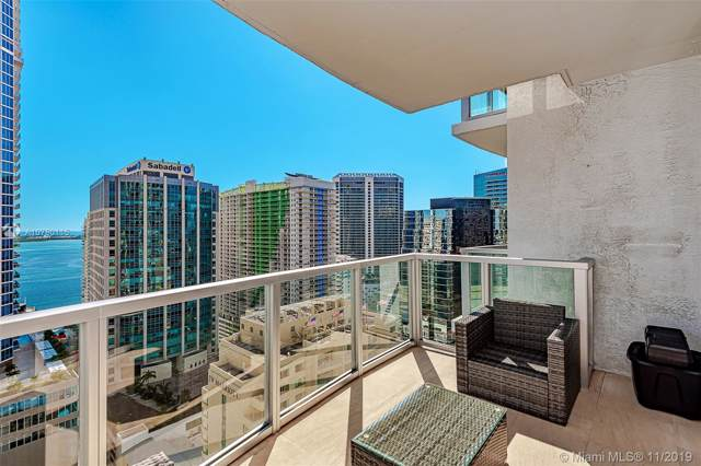 1060 Brickell Ave #3003, Miami, FL 33131 (MLS #A10780115) :: Berkshire Hathaway HomeServices EWM Realty