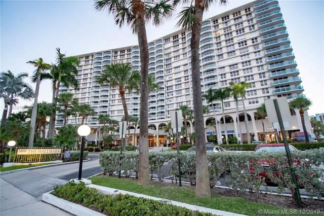 3800 S Ocean  Drive #621, Hollywood, FL 33019 (MLS #A10780206) :: Patty Accorto Team