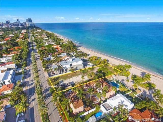 255 Ocean Blvd, Golden Beach, FL 33160 (MLS #A10780288) :: Grove Properties