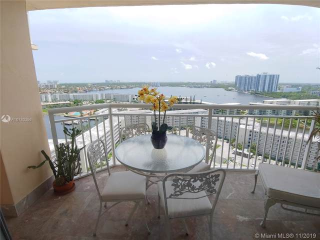 18031 Biscayne Blvd #1904, Aventura, FL 33160 (MLS #A10780356) :: The Jack Coden Group