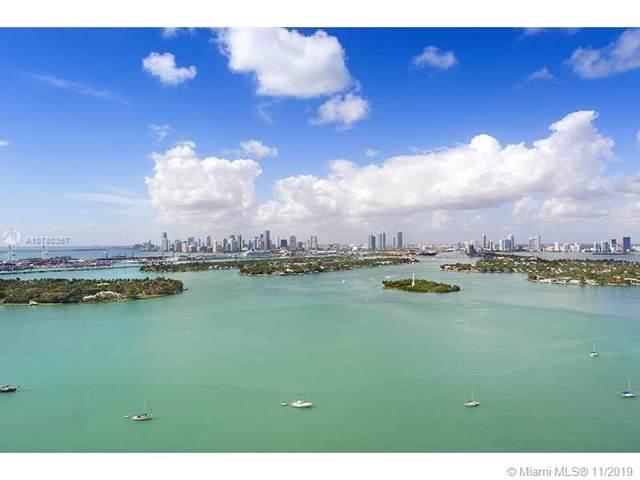 1330 West Ave #3401, Miami Beach, FL 33139 (MLS #A10780367) :: Grove Properties