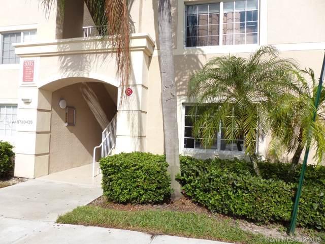 5005 Wiles Road #107, Coconut Creek, FL 33073 (MLS #A10780428) :: Berkshire Hathaway HomeServices EWM Realty