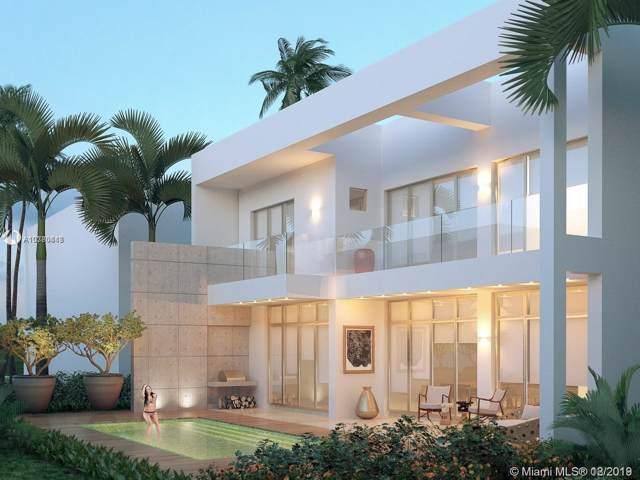 271 191st St, Sunny Isles Beach, FL 33160 (MLS #A10780443) :: Berkshire Hathaway HomeServices EWM Realty