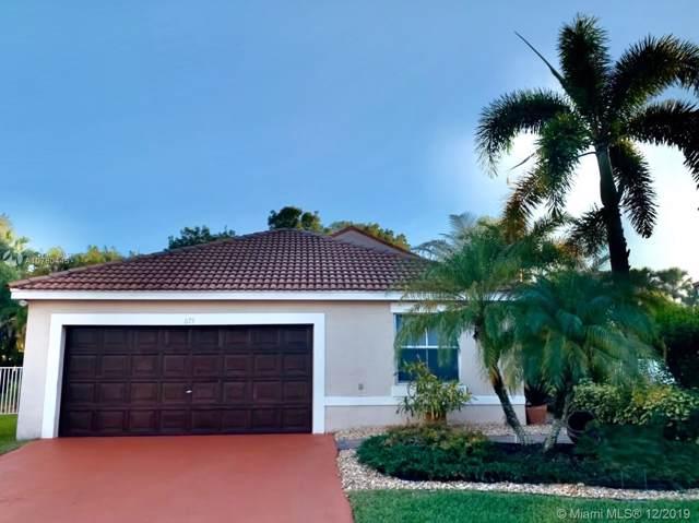 675 Lone Pine Ln, Weston, FL 33327 (MLS #A10780445) :: Grove Properties