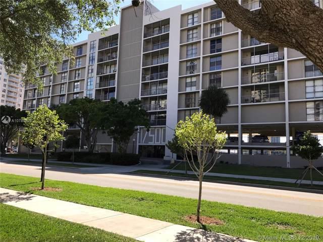 17500 N Bay Rd S404, Sunny Isles Beach, FL 33160 (MLS #A10780526) :: The Riley Smith Group