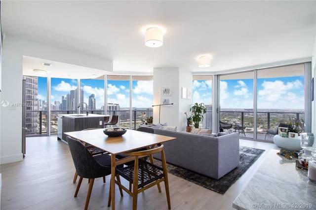 488 NE 18th St #3800, Miami, FL 33132 (MLS #A10780677) :: Berkshire Hathaway HomeServices EWM Realty