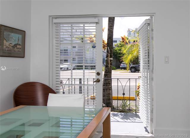 1611 West Ave #1, Miami Beach, FL 33139 (MLS #A10780725) :: The Paiz Group
