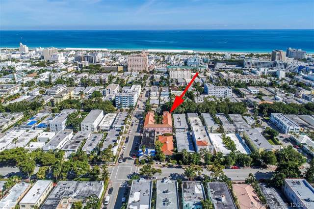 760 Meridian Ave 1-2, Miami Beach, FL 33139 (MLS #A10780847) :: ONE Sotheby's International Realty