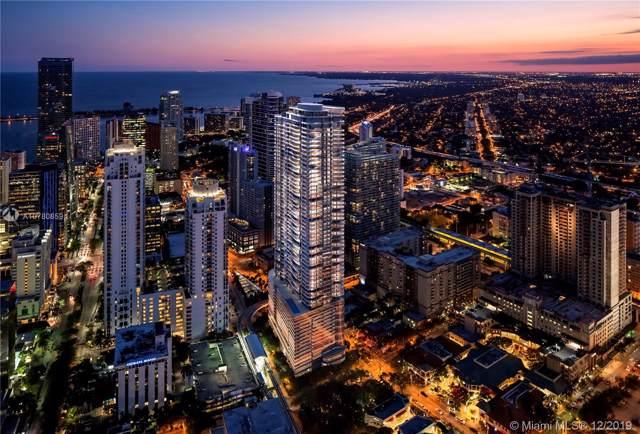 1000 Brickell Plaza #3410, Miami, FL 33131 (MLS #A10780859) :: The Howland Group