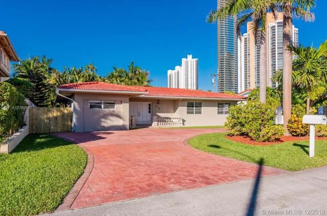 215 187 St, Sunny Isles Beach, FL 33160 (MLS #A10780897) :: Berkshire Hathaway HomeServices EWM Realty