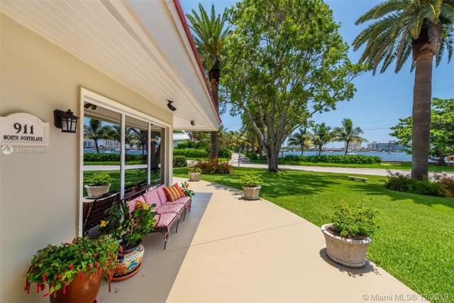 911 N Northlake Dr, Hollywood, FL 33019 (MLS #A10780898) :: Grove Properties