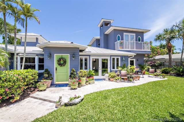 122 Lighthouse Dr, Jupiter Inlet Colony, FL 33469 (MLS #A10781148) :: Green Realty Properties