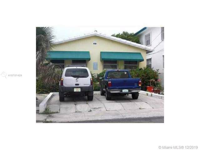325 Monroe St, Hollywood, FL 33019 (MLS #A10781439) :: Re/Max PowerPro Realty