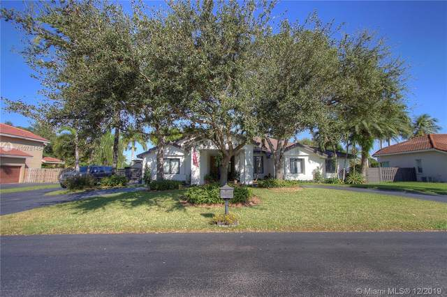 11959 SW 72nd Ter, Miami, FL 33183 (#A10781464) :: Keller Williams Vero Beach