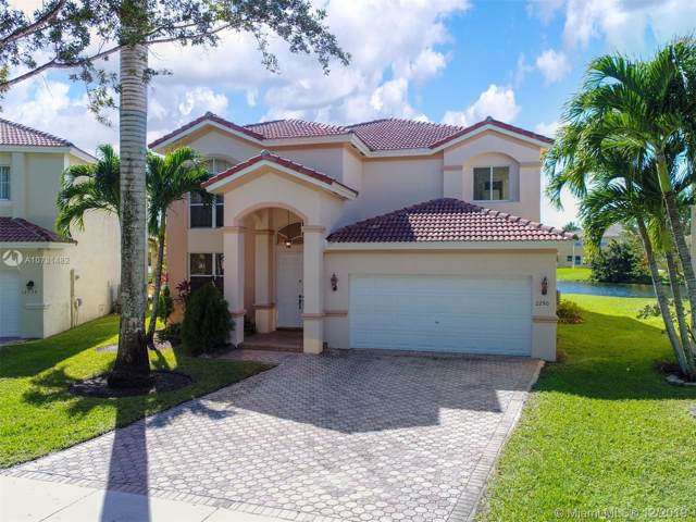 2290 SW 128th Ave, Miramar, FL 33027 (MLS #A10781482) :: The Jack Coden Group