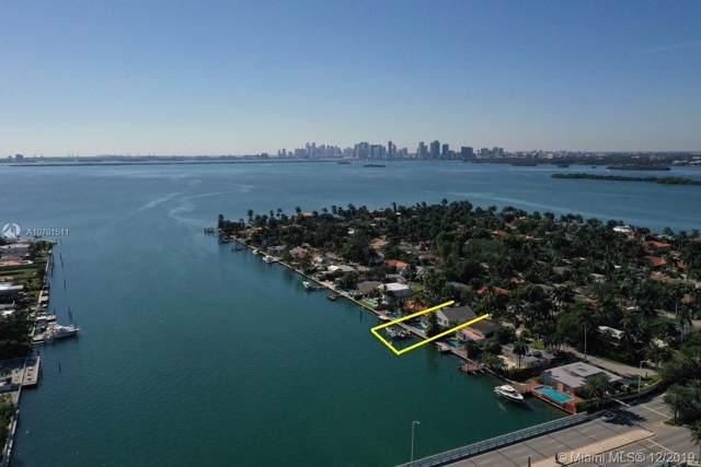 7623 Beachview Dr, North Bay Village, FL 33141 (MLS #A10781511) :: The Kurz Team