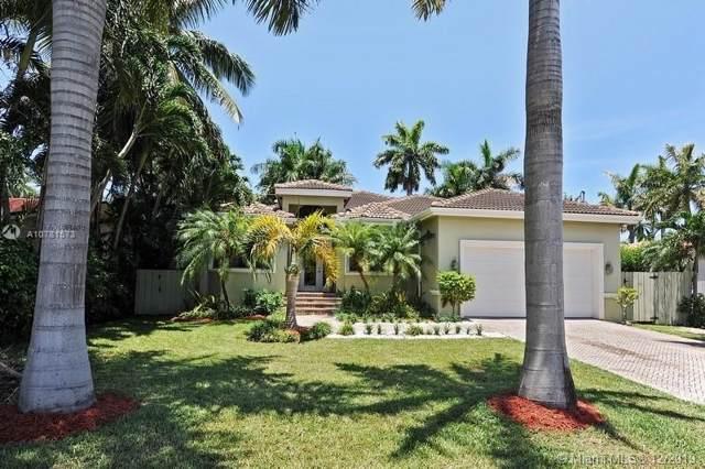 7431 Center Bay Dr, North Bay Village, FL 33141 (MLS #A10781573) :: ONE | Sotheby's International Realty