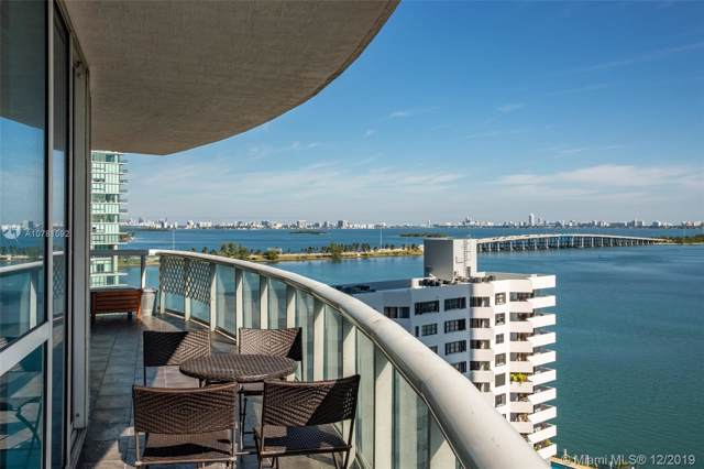 480 NE 30th St #1201, Miami, FL 33137 (MLS #A10781592) :: ONE | Sotheby's International Realty