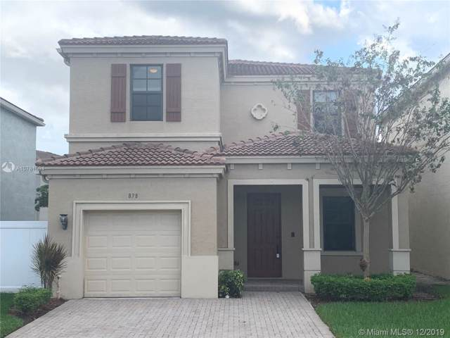 878 NE 193rd Ter, Miami, FL 33179 (MLS #A10781594) :: RE/MAX Presidential Real Estate Group