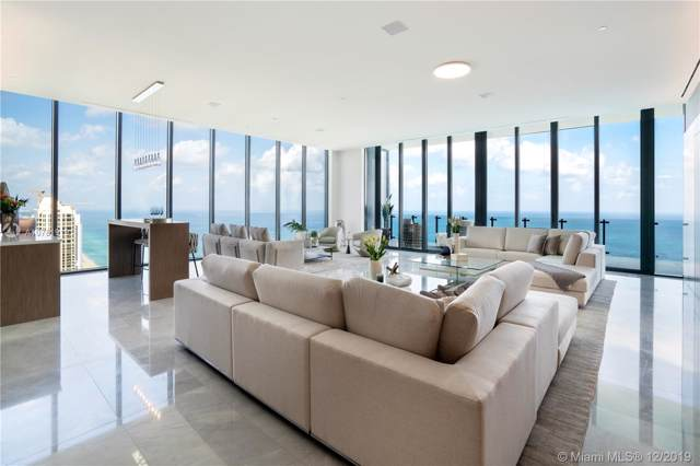 17141 Collins Ave Uph, Sunny Isles Beach, FL 33160 (MLS #A10781919) :: The Howland Group