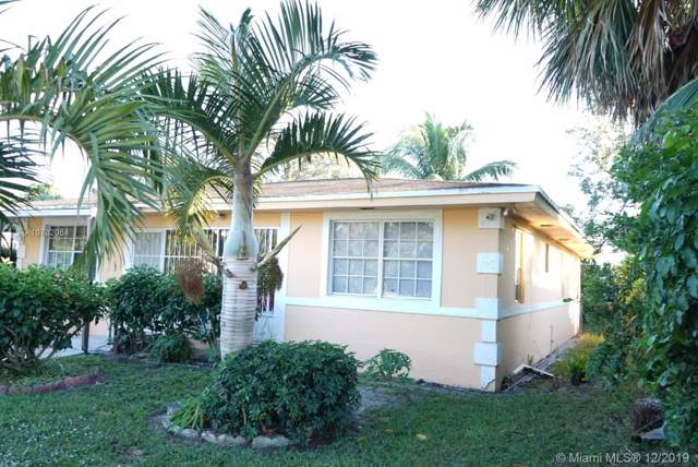 2320 NW 152nd Ter, Miami Gardens, FL 33054 (MLS #A10782064) :: Albert Garcia Team