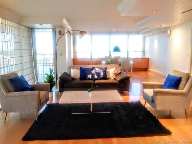 2 Grove Isle Dr B710, Miami, FL 33133 (MLS #A10782097) :: Grove Properties