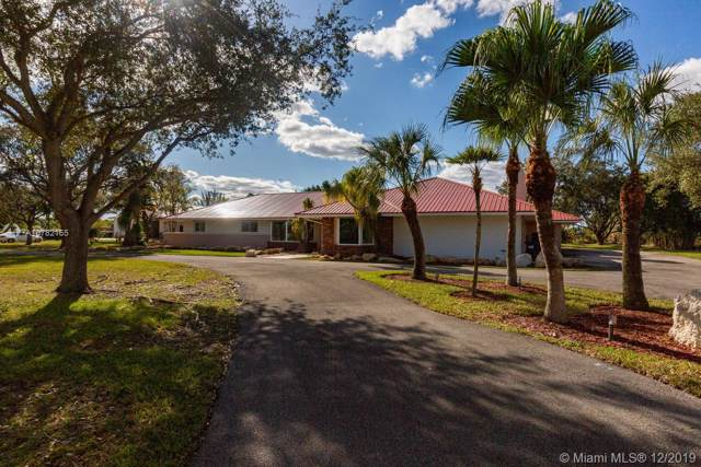 19700 SW 209th Ave, Homestead, FL 33030 (MLS #A10782155) :: The Howland Group