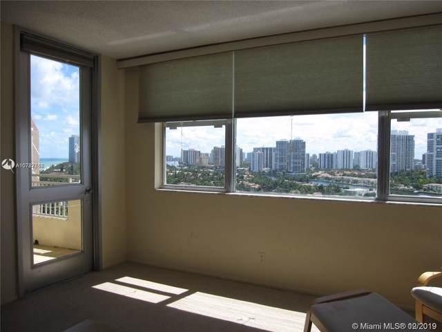 3180 S Ocean Dr Ph1722, Hallandale, FL 33009 (MLS #A10782168) :: Berkshire Hathaway HomeServices EWM Realty