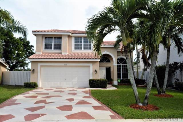 1921 SW 179th Ave, Miramar, FL 33029 (MLS #A10782192) :: The Jack Coden Group