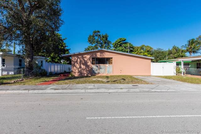 2271 NW 151st St, Miami Gardens, FL 33054 (MLS #A10782201) :: Lucido Global